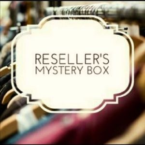 RESELLER BOX, All NEW WITH TAGS ITEMS